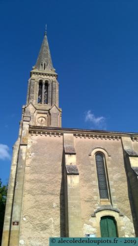Eglise de Gensac