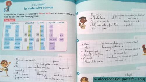 Cléo-Etude de la langue