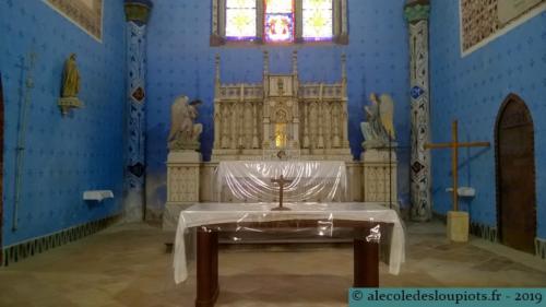 Eglise de Saint Pey de Castets